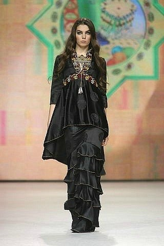 مدل+لباس+ترکمنی